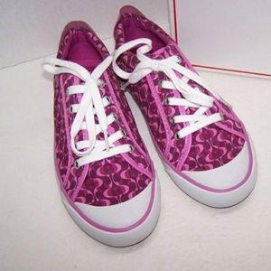 Ladies Coach tennis shoes